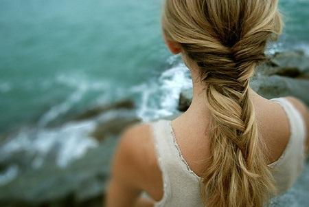 картинки девушки спины аву  на со море на