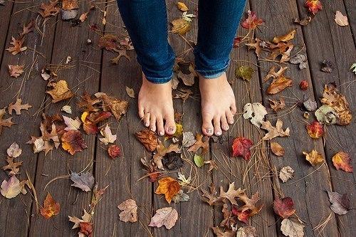 фото на аву осень: